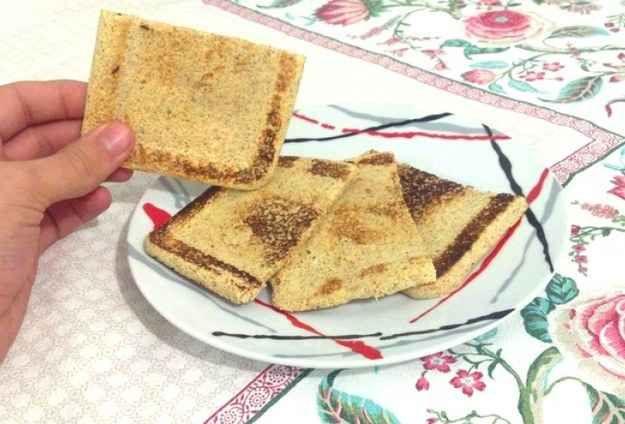 Pão de Forma Dukan