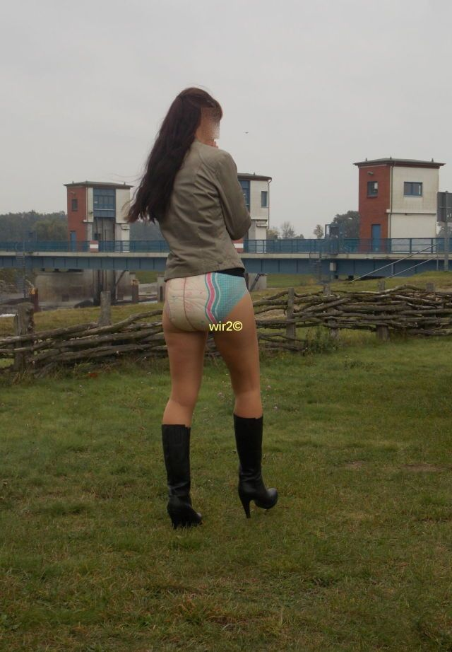 Pin By Ania Trans On Diaper And Tights
