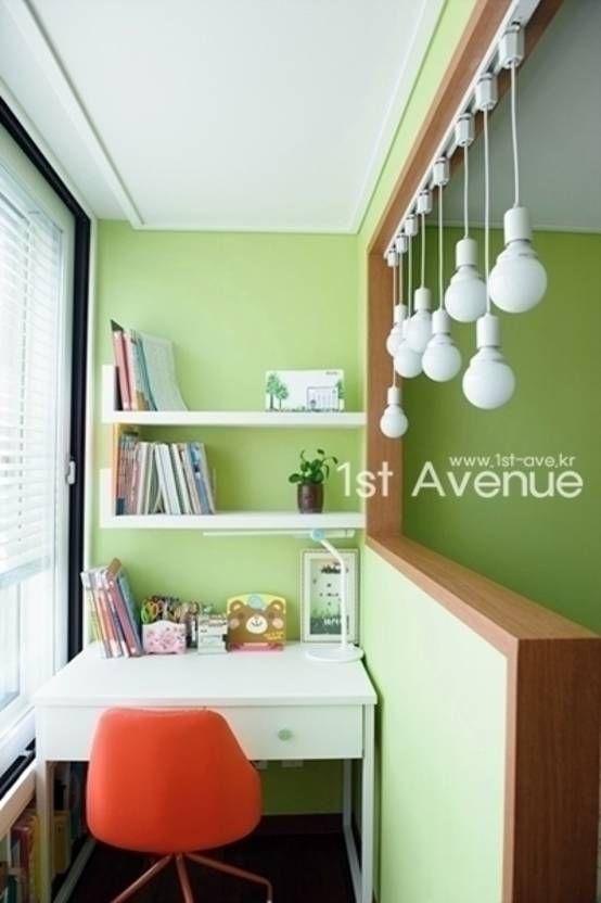 공간에 생기를 불어 넣는 조명  아이 방, 침실 아이디어 및 거실