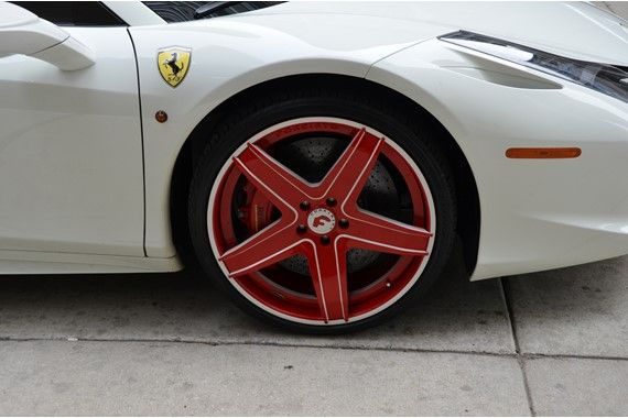 2012 Ferrari 458 Spider For Sale 0 1311870 Ferrari Ferrari 458 Maranello