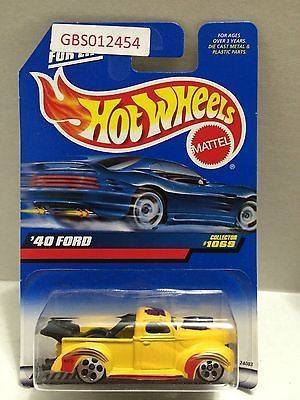 (TAS030887) - Mattel Hot Wheels Car - '40 Ford