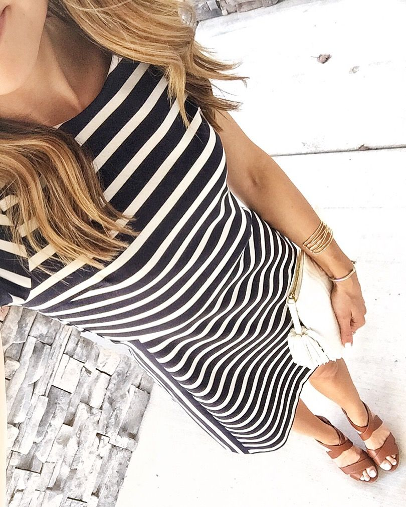 The 25 Best Striped Wedding Guest Dresses Ideas On