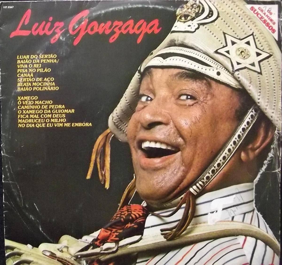 Luiz Gonzaga O Rei Do Baiao Luiz Gonzaga Baiao Rei Do Baiao