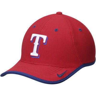 4bc55c68096 Texas Rangers Nike Dri-FIT Legacy Adjustable Hat - Red