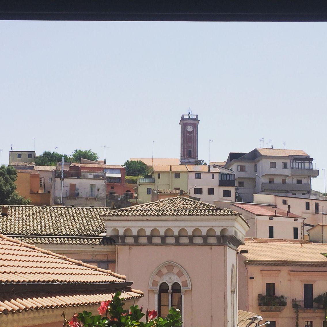 Rionero in Vulture, Basilicata Southern italy, Travel