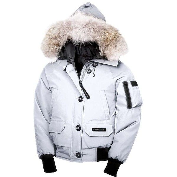 Canada Goose Womens Chilliwack Bomber Jacket 645 Liked On Polyvore Featuring Outerwear Jackets Canada Goose Jackets Canada Goose Women Canada Goose Parka