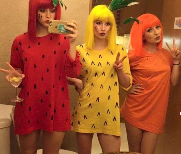 25 Disfraces de Halloween que deberías intentar con tu grupo de amigos este 2017