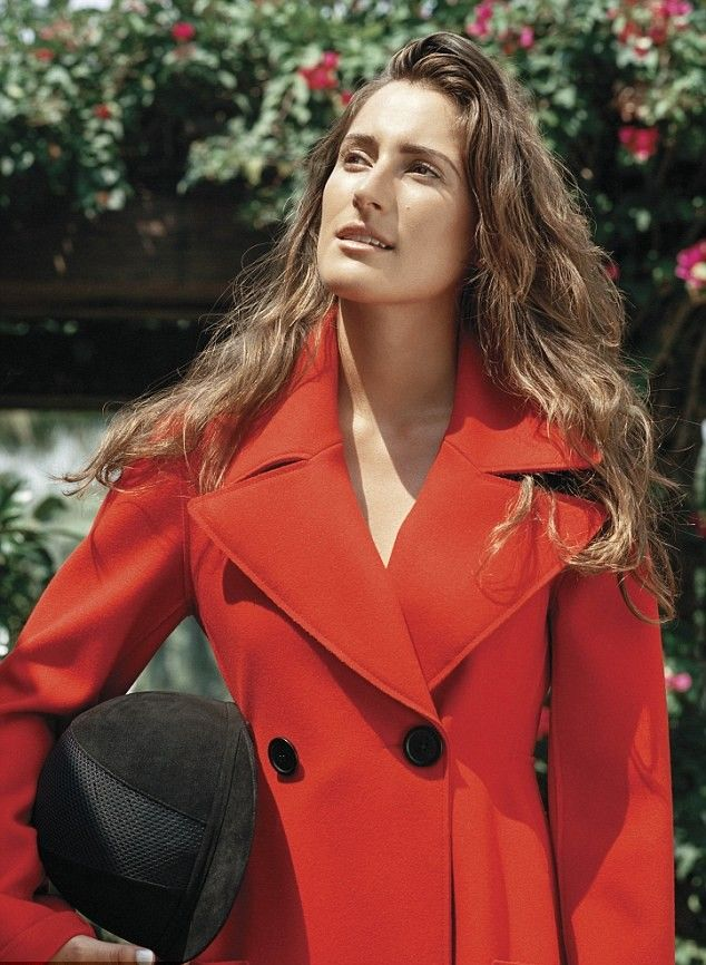 Editorial Jessica Springsteen Born To Ride V