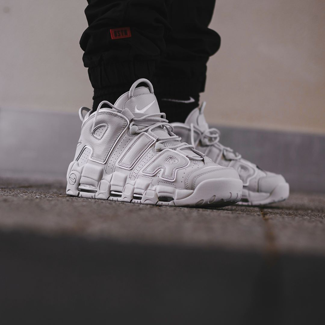 Celebrating again the iconic Nike Basketball model this year, the Nike Air  More Uptempo '