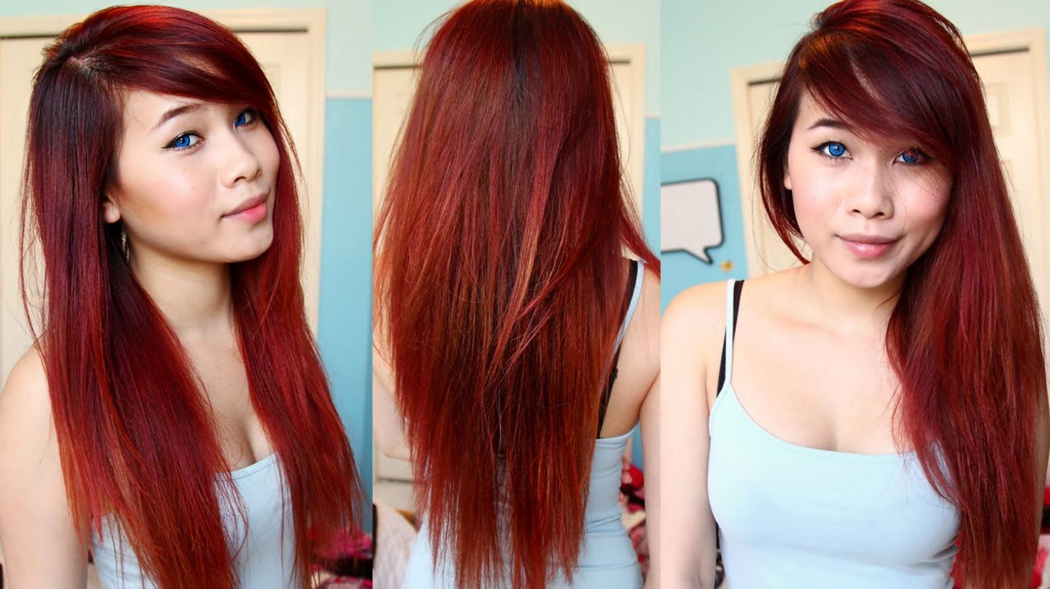Red Hair Color at Home - Best Hair Salons for Color Check more at ...