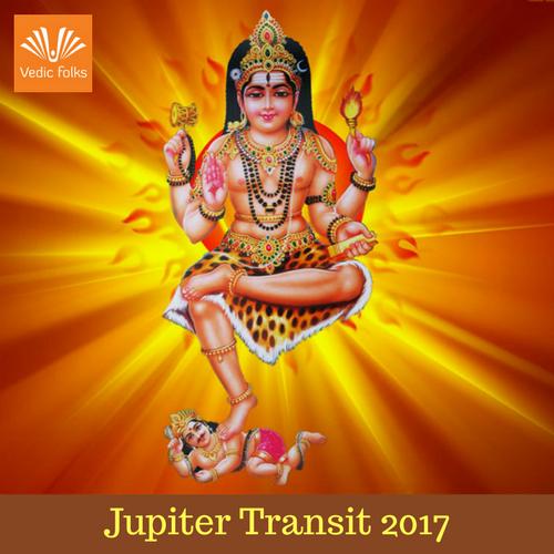 Appease Lord Jupiter by performing Jupiter homam on this jupiter
