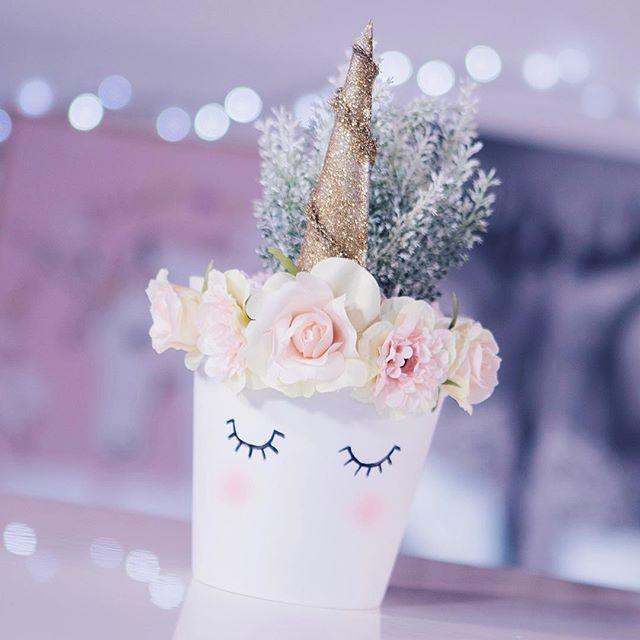que pensez vous de ce pot de fleurs licorne si vous. Black Bedroom Furniture Sets. Home Design Ideas
