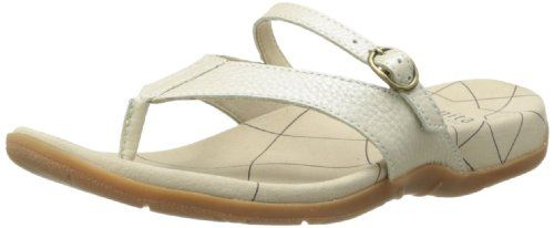 Sanita Womens Catlin Flip FlopShadow40 EU995 M US -- Continue to the product at the image link.