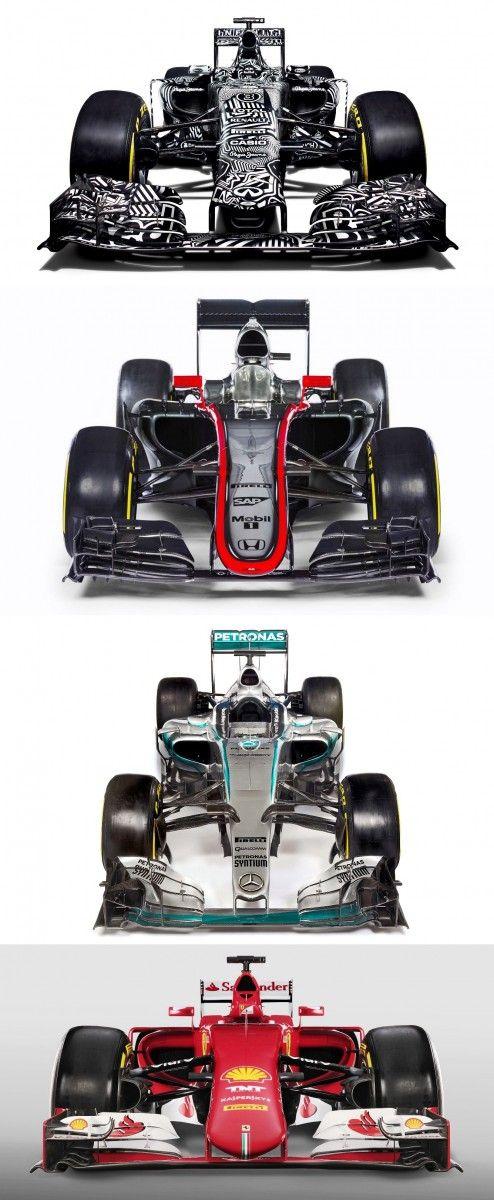 Pin Em Formula 1