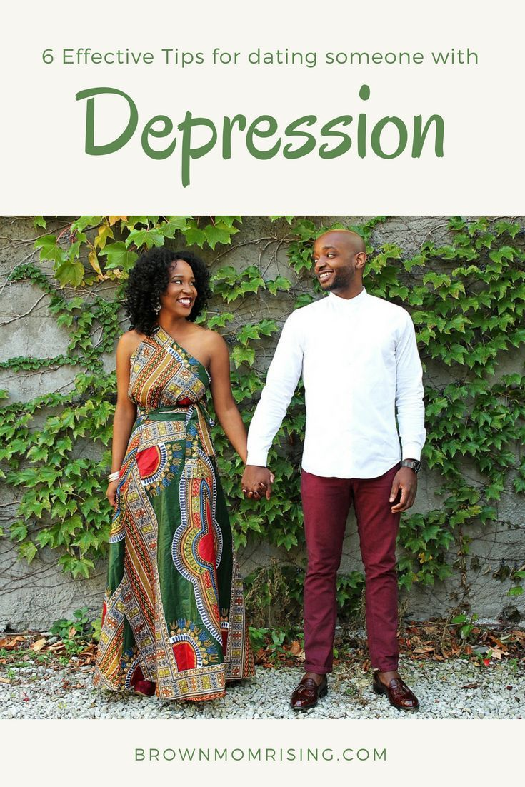 Tips for dating someone with depression and anxiety