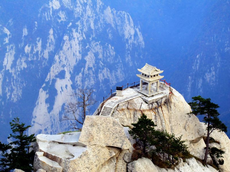 20 of the world's most remote homes, structures, and towns- Chess Pavilion