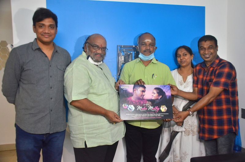Actor Santhana Bharathi Launched Maha Mathy Album