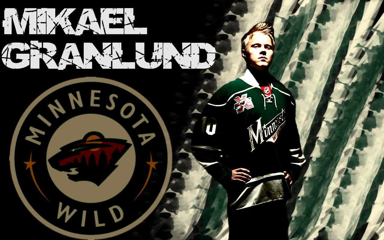 Minnesota Wild S Mikael Granlund Wild Hockey Minnesota Wild Wild North