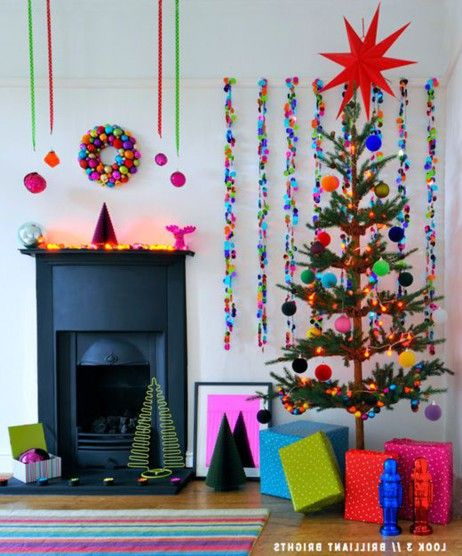 Cheerful and Festive Christmas Color Schemes -   www