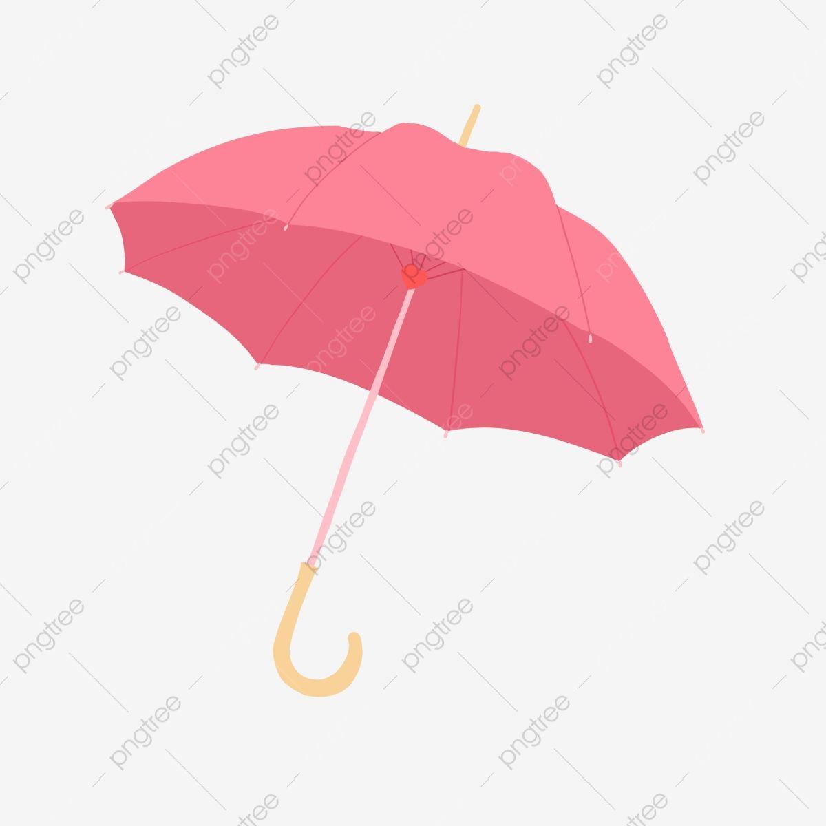 Pink Umbrella Cute Umbrella Hand Drawn Umbrella Beautiful Umbrella, Beautiful Umbrella, Pink Umbrella, Cute Umbrella PNG Transparent Clipart Image and PSD File for Free Download