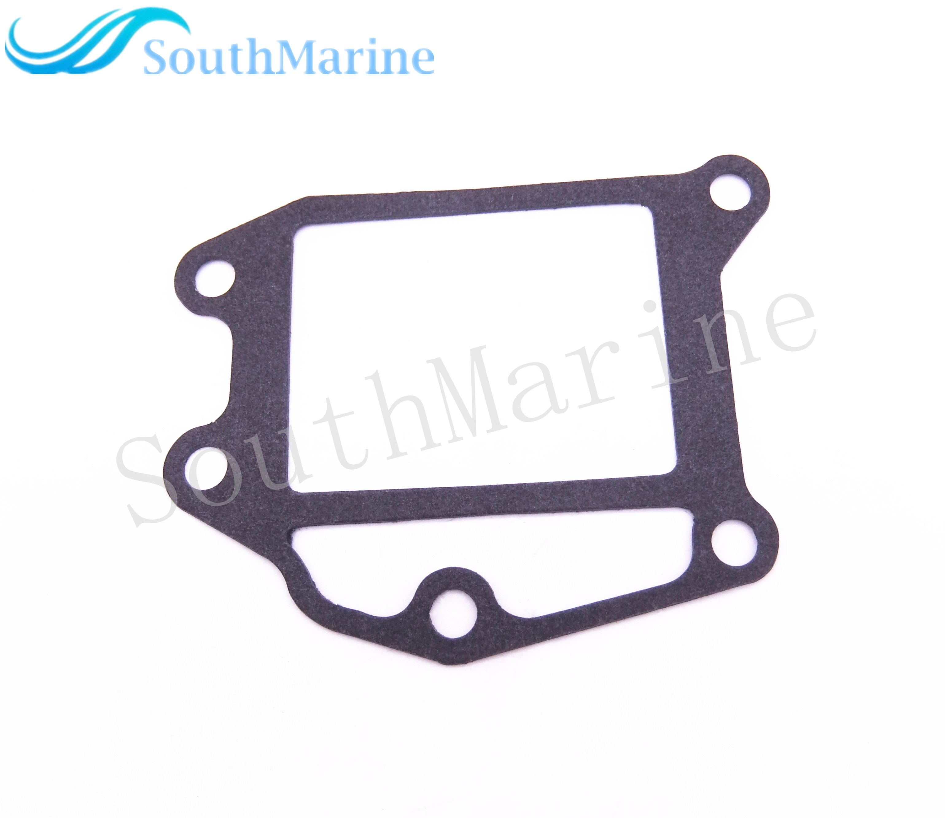 Boat Motor 63v 41133 A1 Exhaust Manifold Gasket For Yamaha 2 Stroke 9 9hp 15hp 63v Outboard Engine Boat Accessories Outboard Boat