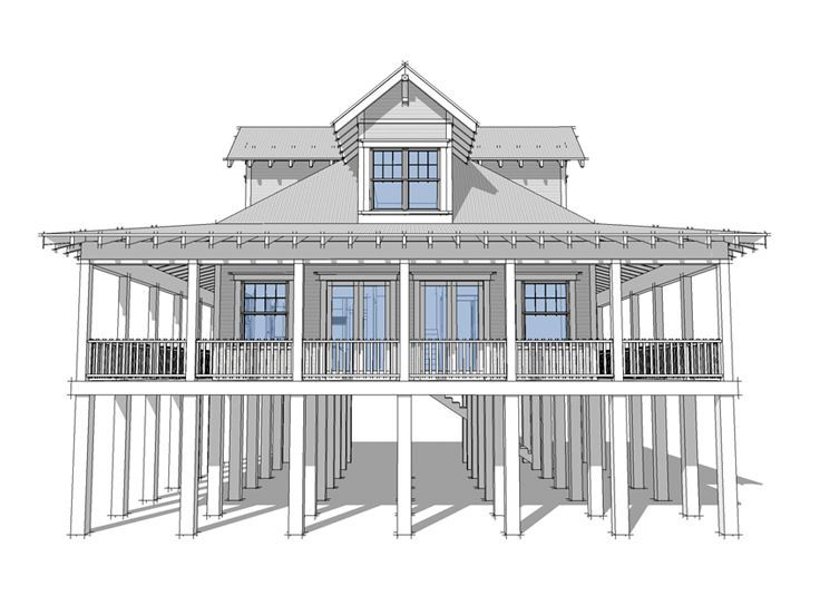 Beach House Plans Beach House Plans Mesmerizing Beach
