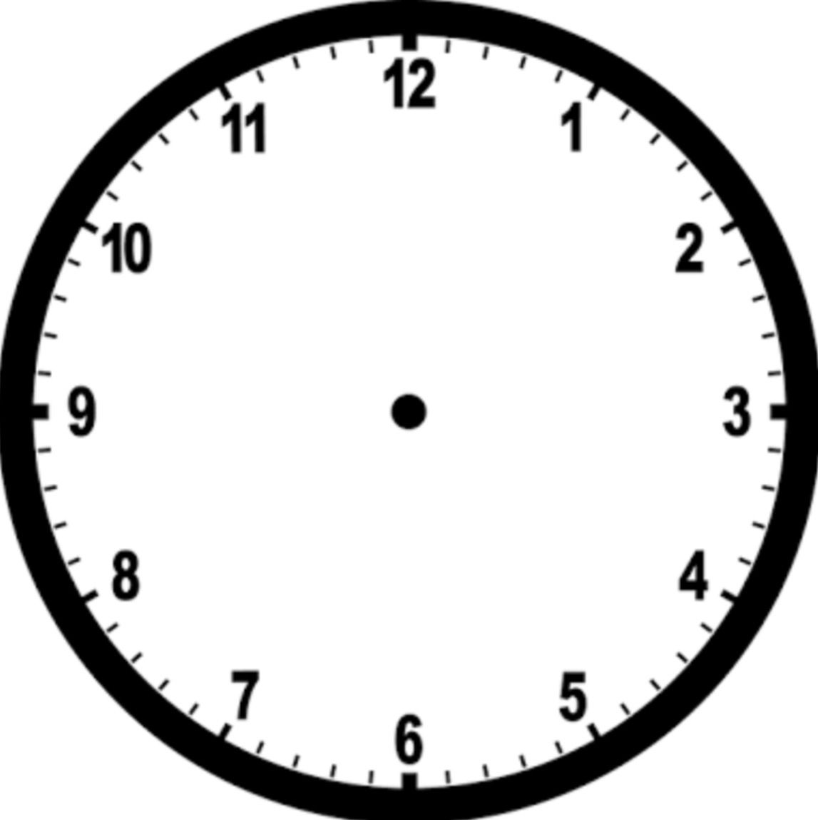 Pin By Jim Garrison On Clock Face Templates