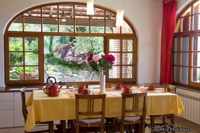 Prices and accommodation Colline di Luni Casa Vacanze - Accommodation in Castelnuovo Magra (La Spezia)