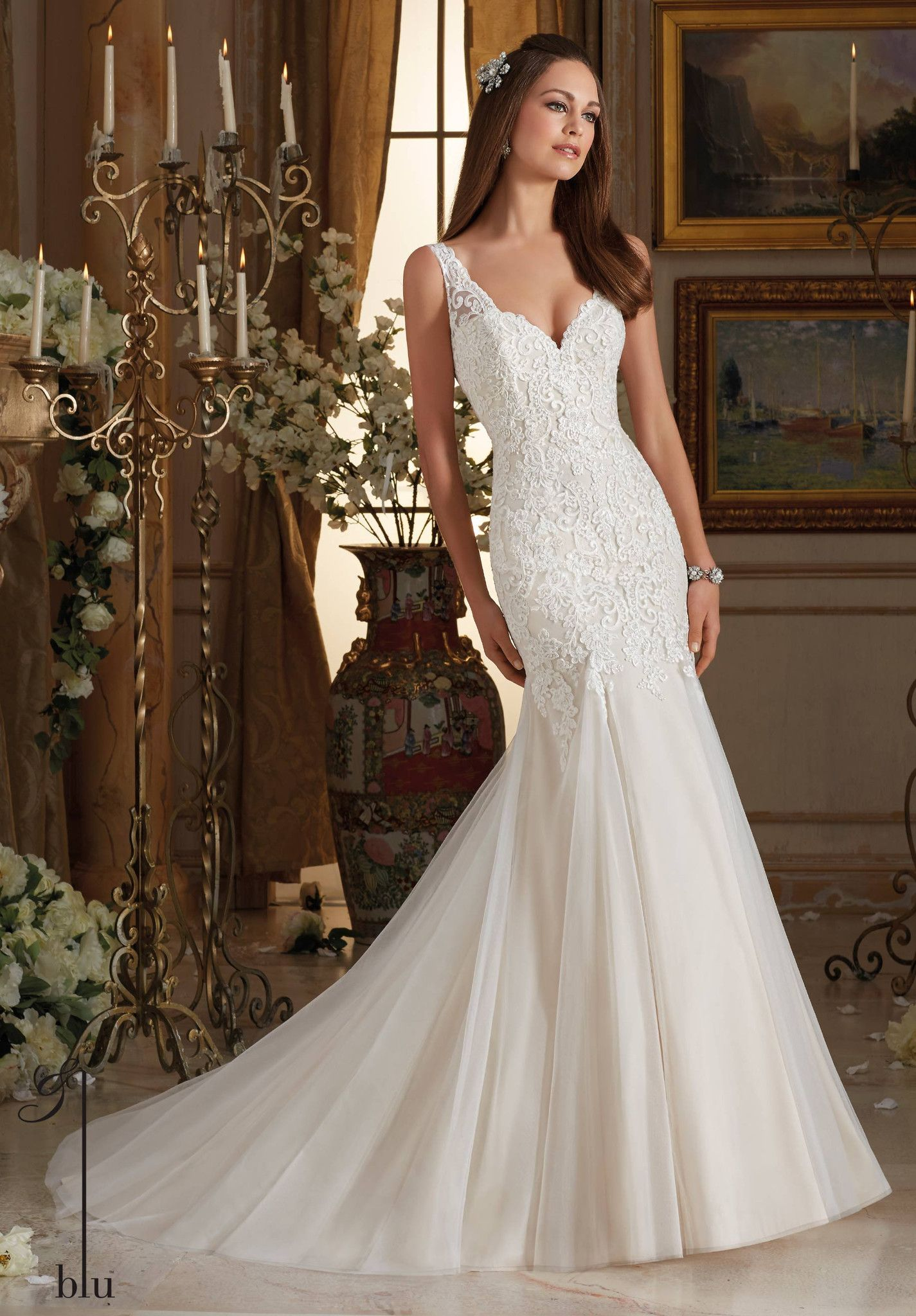 Blu - 5464 - All Dressed Up, Bridal Gown