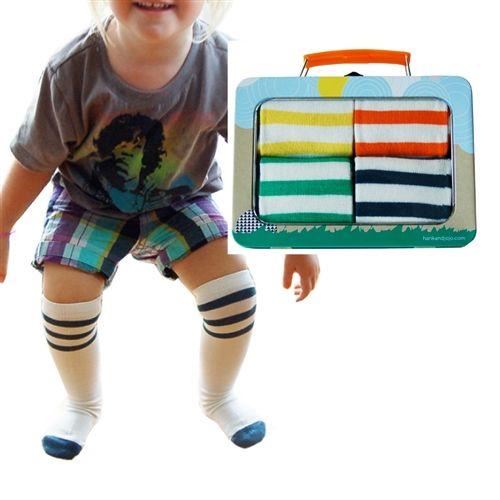 Retro Toddler Tube Socks