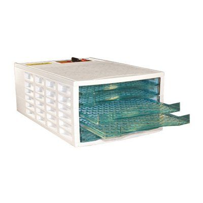 Weston VegiKILN 6 Tray Food Dehydrator - 75-0301-W, Durable