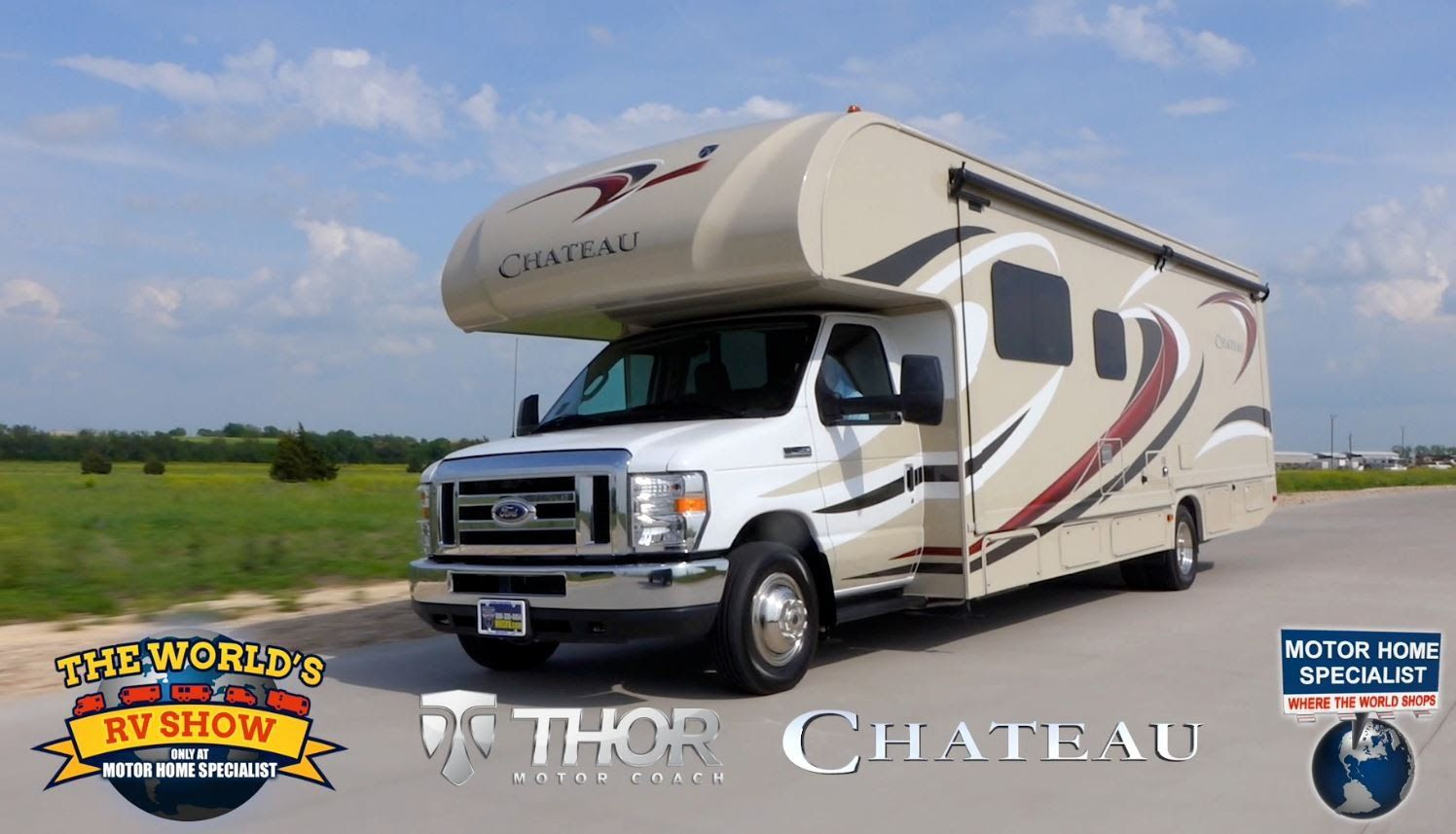 Thor Motor Coach Chateau Four Winds Class C Rv Review At Mhsrv