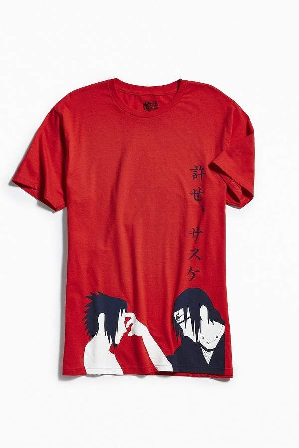 b95aeb70b Urban Outfitters Naruto Touch Tee #naruto #anime #boruto #sasuke  #sasukeuciha #itachi