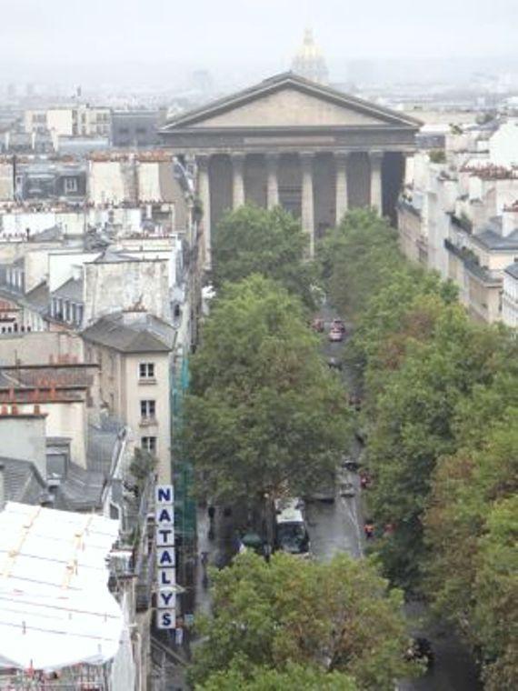 La Madeleine Church \\ PARIS
