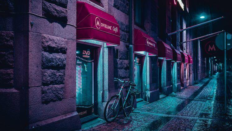 After Dark Photography by John Drossos. | Мрачные ...