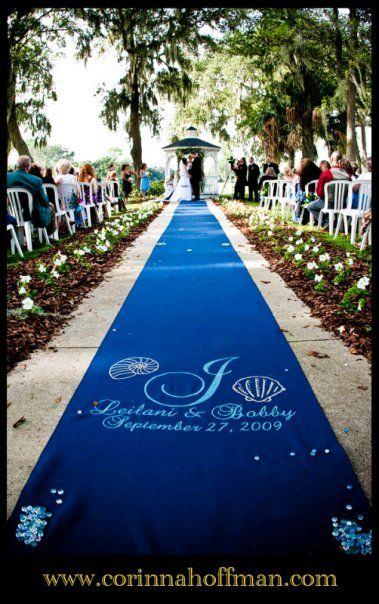 aisle runners custom wedding aisle runner