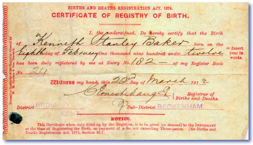 1912_Birth_Certificate_Ken_Bakerjpg (974×560) switched at birth 1 - best of translate mexican birth certificate to english template