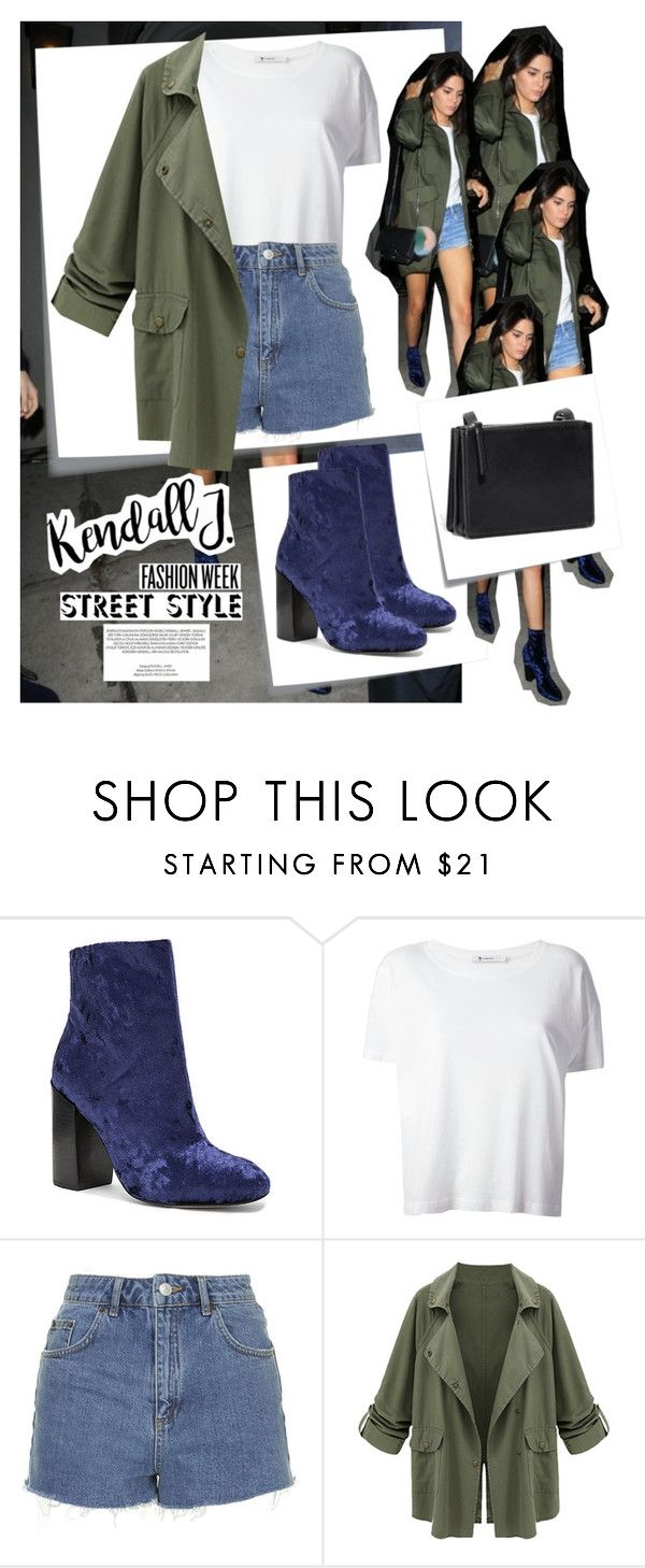 """""""Unbenannt #737"""" by style-setup ❤ liked on Polyvore featuring Post-It, xO Design, Rebecca Minkoff, T By Alexander Wang, Topshop, StreetStyle, NYFW, Inspired, inspiration and PolyvoreNYFW"""