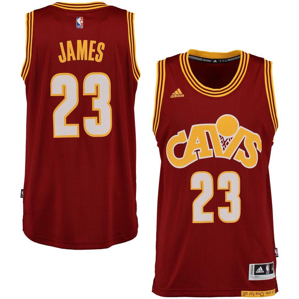 Men S Cleveland Cavaliers Lebron James Adidas Wine Alternate Swingman Climacool Jerse Lebron James Cleveland Cavaliers Cleveland Cavaliers Lebron Nba Cleveland