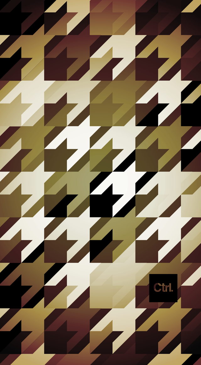 Brown Pattern Iphone Wallpaper Background Iphone