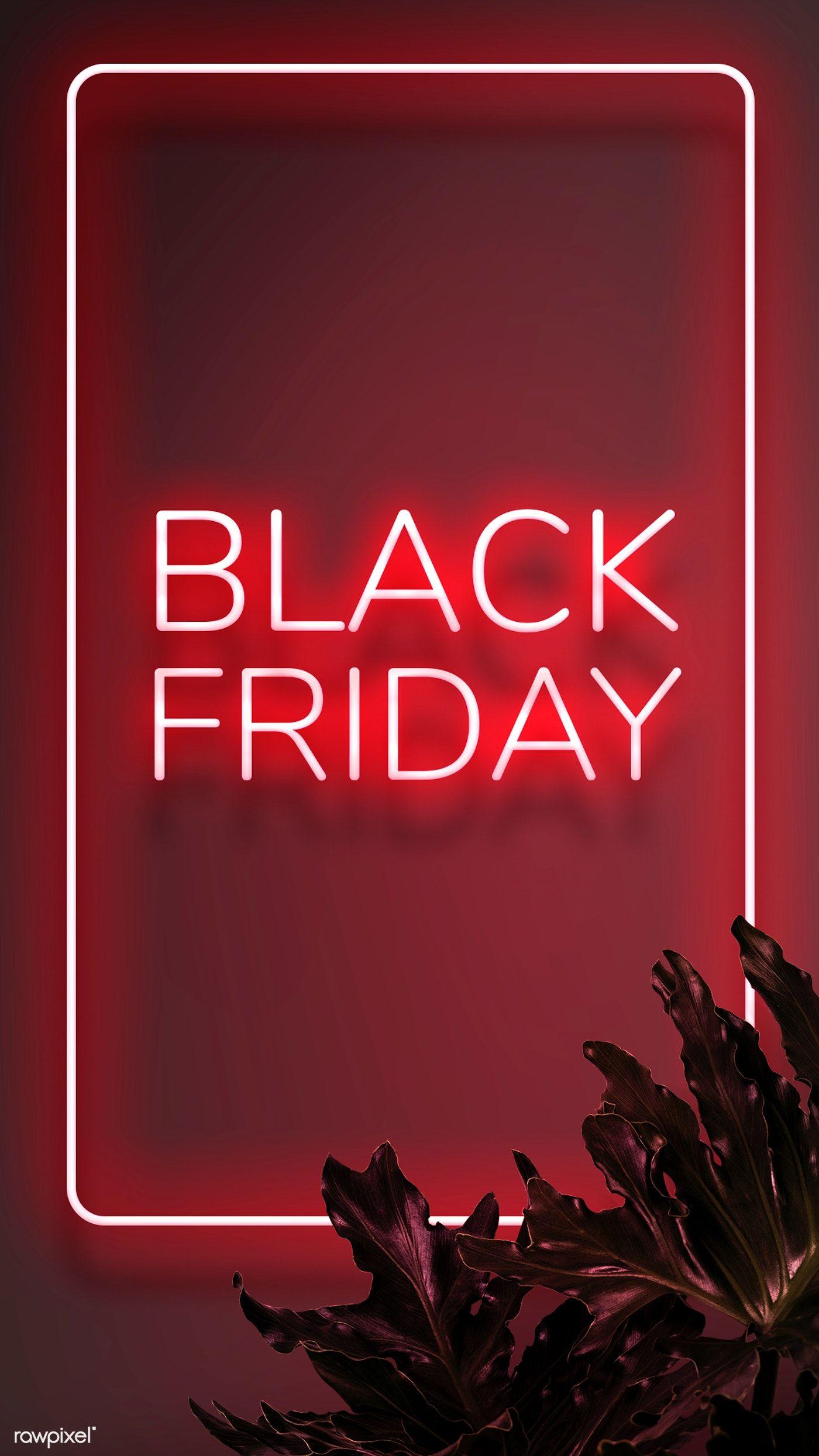 Download Premium Psd Of Floral Mobile Phone Wallpaper Vector 1224806 Black Friday Design Phone Wallpaper Black Friday