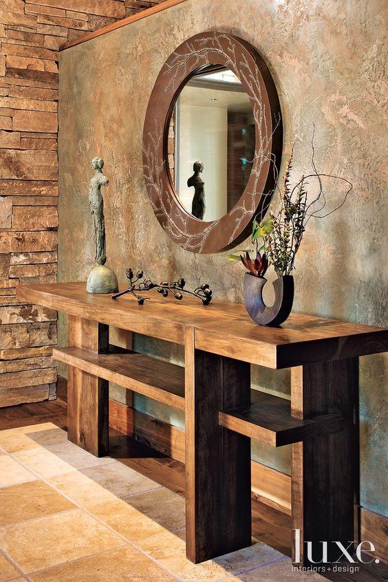 Pin de Jose Luis G Villaseñor en Diseño muebles Pinterest Madera - muebles en madera modernos