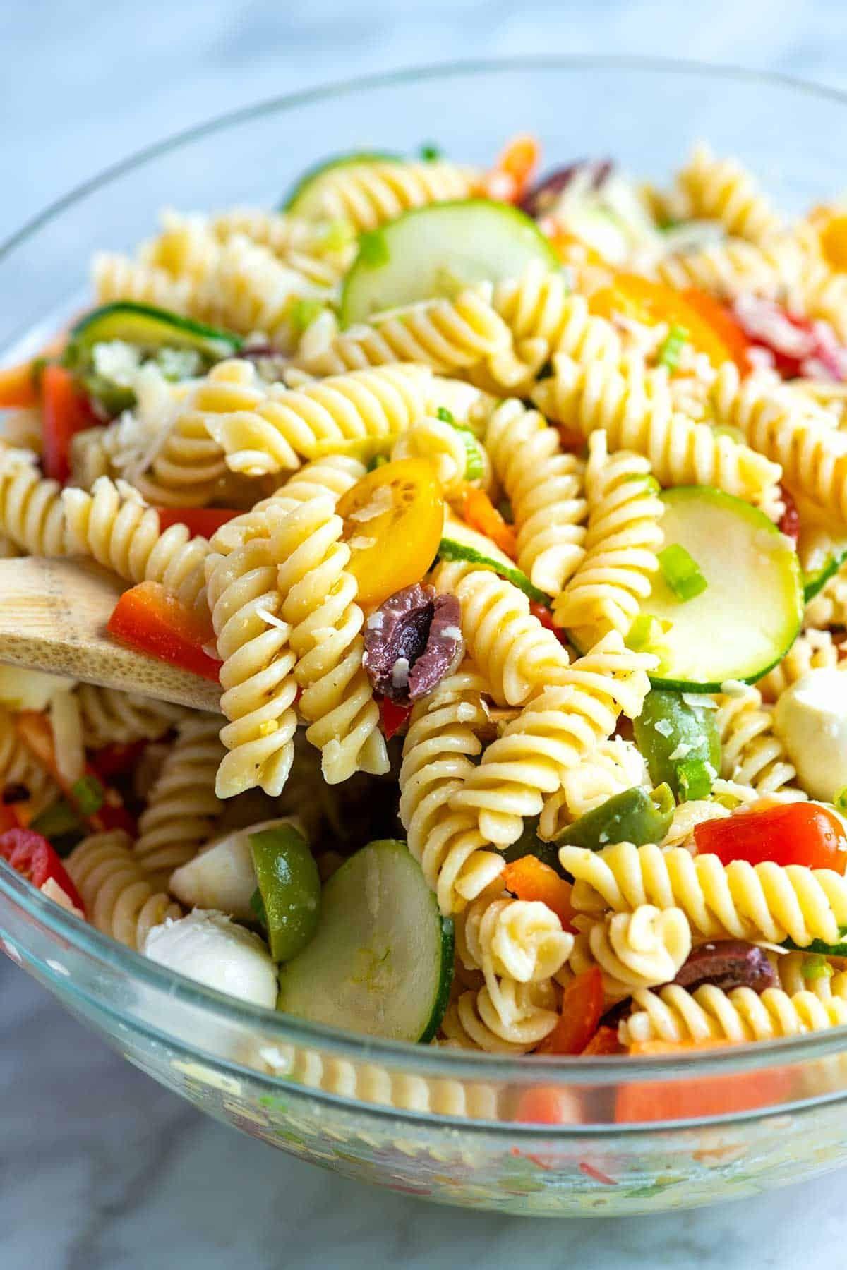 Pasta Salad Recipes Easy