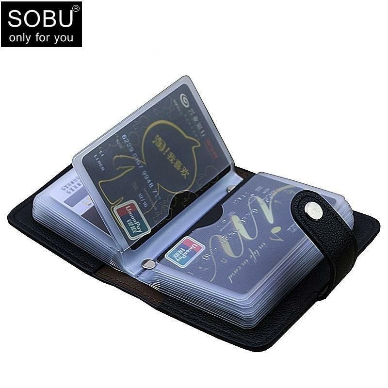 24 Credit Card Wallet Fashion Clothing Shoes Accessories Mensaccessories Wallets Ebay Li Credit Card Holder Wallet Leather Card Case Card Holder Leather
