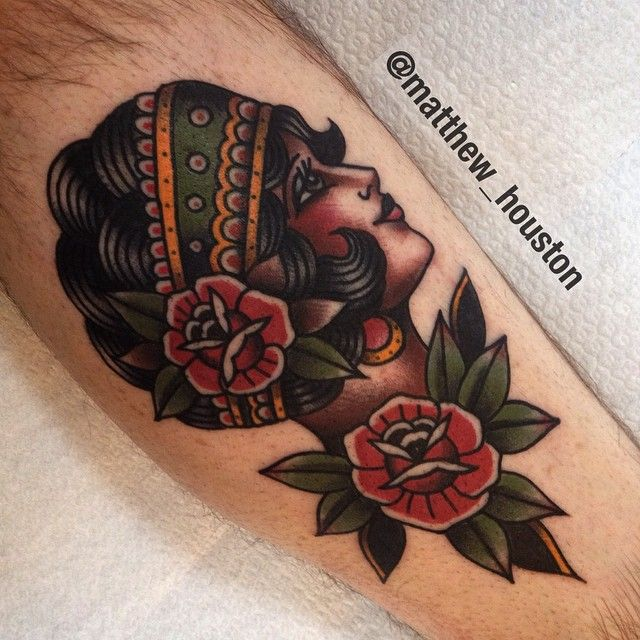 Pin On Traditional Tattoos
