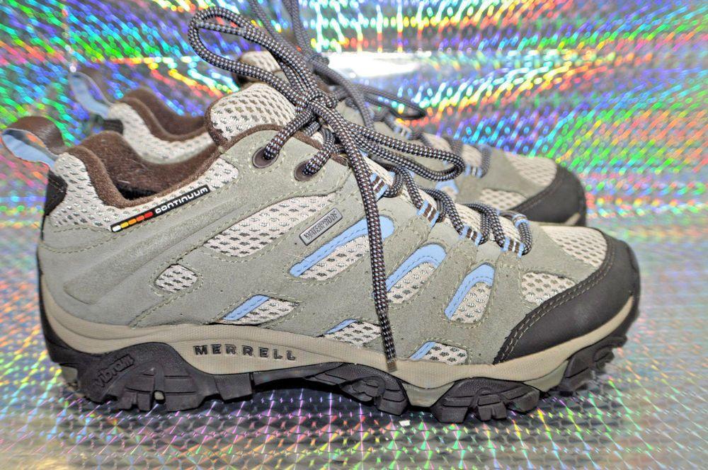 Women's Moab Waterproof shoes Hiking