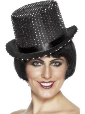 5e333b85d Fancy Dress Black Circus Ringmaster Top Hat 26492 | Circus | Costume ...