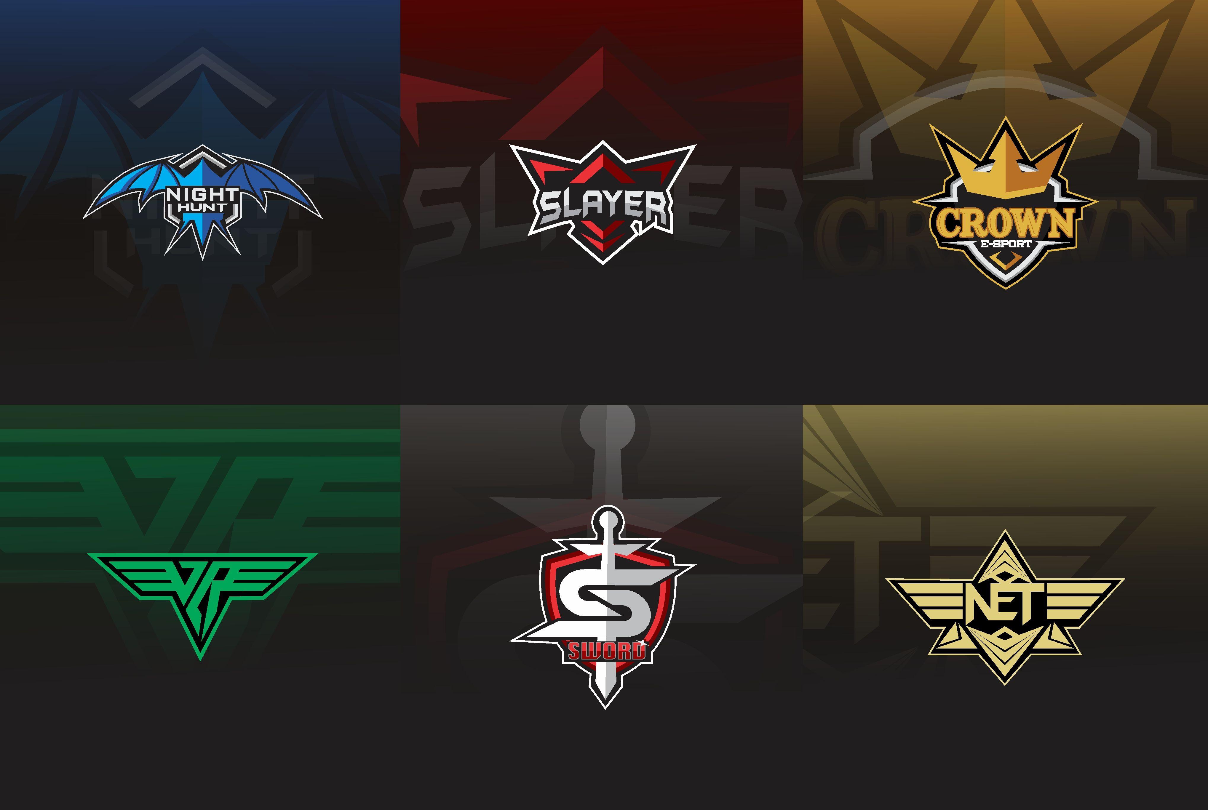Logo Gaming esport any design Disenos de unas