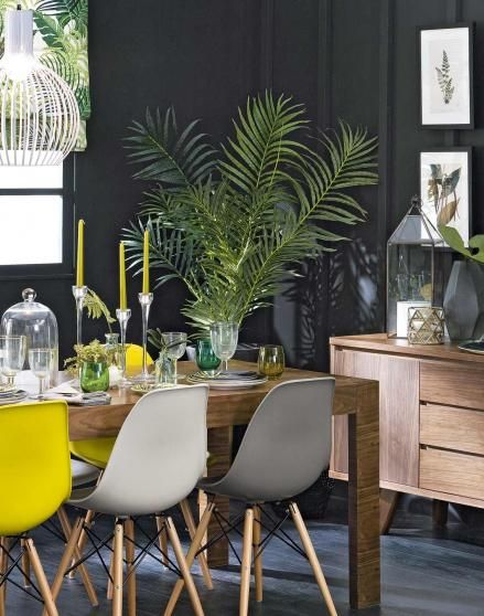 After daring dining room ideas Take a look at this slate grey