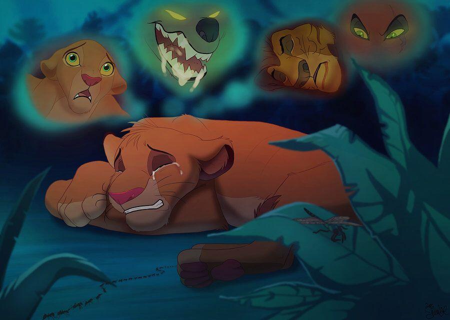 Картинки король лев самые редкие